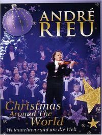 Cover André Rieu - Christmas Around The World [DVD]